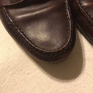 Allen Edmonds Shoes - Allen Edmonds dark brown loafers -Size 8.5C
